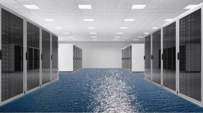 مصرف آب در مرکز داده