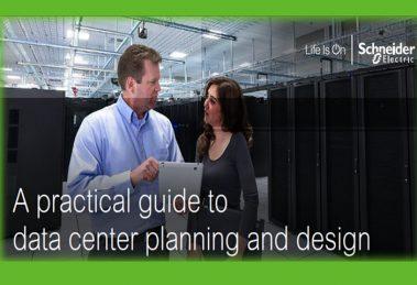 راهنمای عملی برنامه ریزی و طراحی مرکز داده - اشنایدر الکتریک