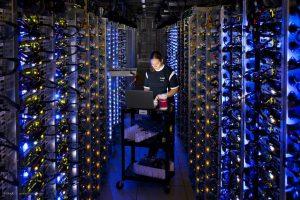 optimal data center power density