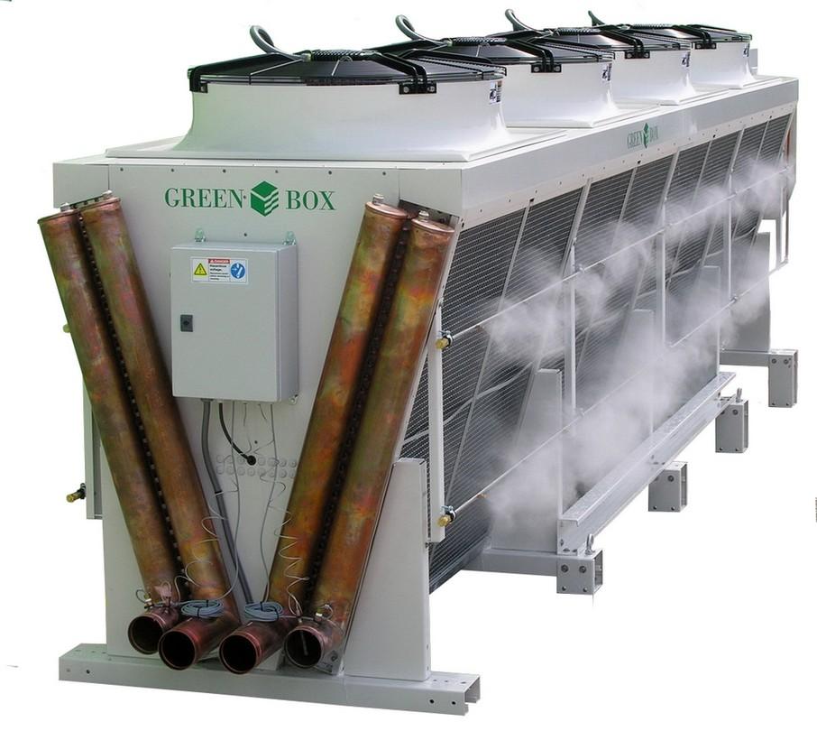 adiabatic-cooler