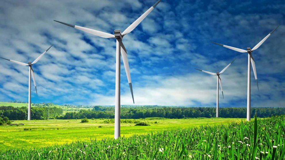 انرژی باد در مرکز داده