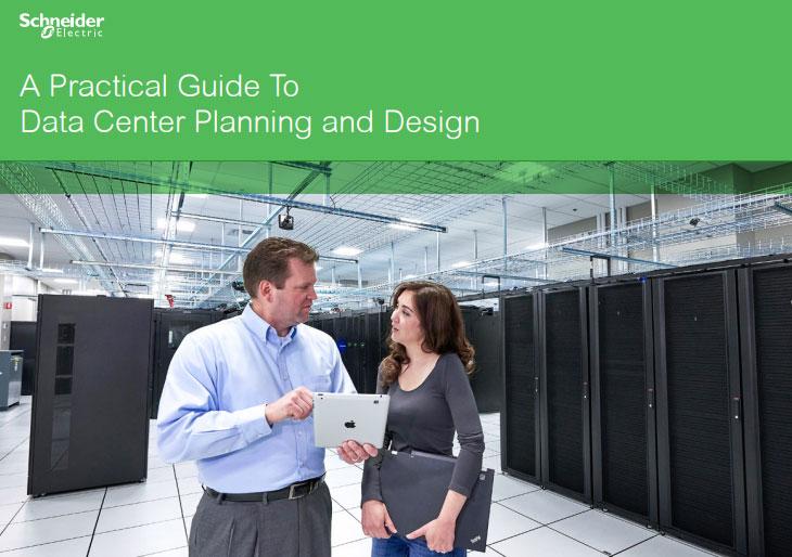 راهنمای عملی برای طرح ریزی و طراحی مرکز داده