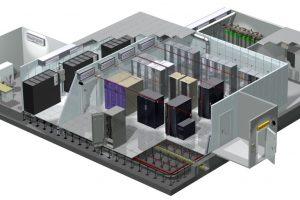طراحی زیر ساخت مرکز داده