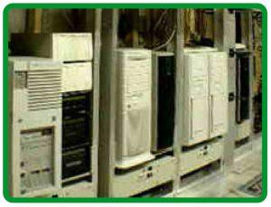 سرورهای سنتی مرکز داده