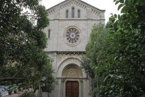 مرکز ابررایانش بارسلونا (مرکزداده) درون کلیسای Torre Girona