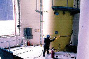 سازهٔ مرکزدادهٔ Calcul Quebec: برش حلقهحلقهٔ محفظهٔ شتابدهندهٔ ذرات