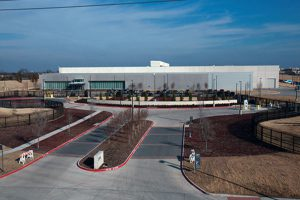 مرکز داده سیسکو در شهر آلن در ایالت تگزاس