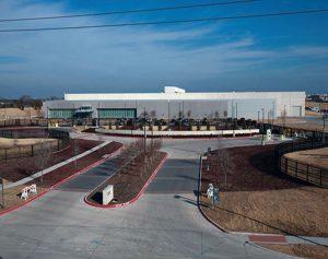 مرکز دادهٔ سیسکو در شهر آلن در ایالت تگزاس