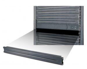 نمونهٔ پنل مدیریت هوای ماژولار با اتصالات چفتی، ویژهٔ رک مرکز داده