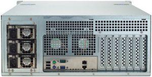 سرور فاوای مرکز داده دارای سه ورودی برق، ناسازگار با اصول دستگاههای با دو ورودی برق