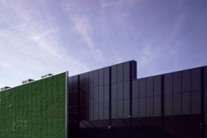 مرکز دادهٔ سیتی در فرانکفورت آلمان، اولین مرکزدادهٔ دارندهٔ گواهینامهٔ LEED پلاتین