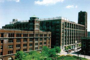 مرکز داده Digital Realty Trust: استحکام طبقات و داشتن شفتهای عمودی در دیوارهای ساختمانِ مرکز فناوری Lakeside، آن را برای فضای میزبانی سرور گزینه مناسبی کرده است