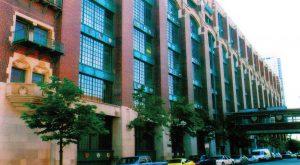مرکز داده Digital Realty Trust: این ساختمان مدتی متروک بود. سپس در سال 1998 برای تجهیزات مخابراتی تغییر کاربری یافت. از آن زمان تاکنون کاملا مرمت شده است.