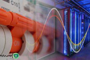 مقالهٔ شبیهسازی بهرهوری الکتریکی برای مرکز داده