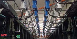 مقالهٔ بررسی چهار پژوهشدربارهٔ مقایسهٔ بهرهوری توزیع برق AC و DC مرکز داده