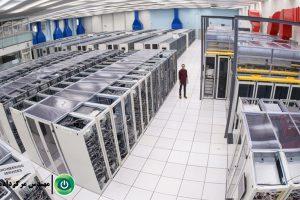 مقالهٔ آمادهسازی زیرساخت فیزیکی مرکز داده میزبان، برای اجرای تجمیع