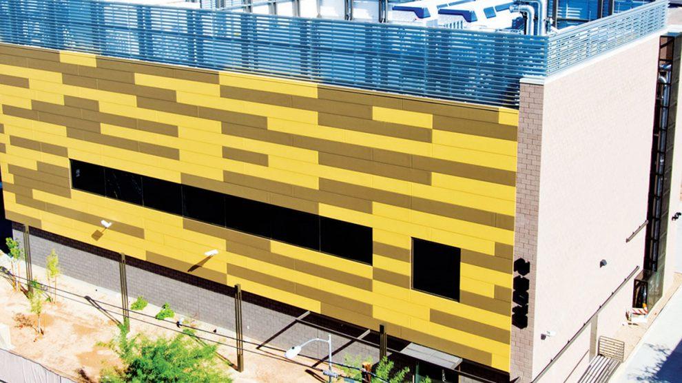مرکز داده «پروژهٔ مرکوری» شرکت eBay در شهر فینیکس در آریزونا