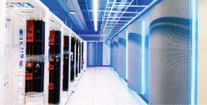 مرکز داده پروژه مرکوری eBay: نورپردازی موضعی در داخل تاسیسات
