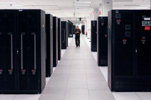 مرکز داده IBM در پارک مثلث تحقیقاتی