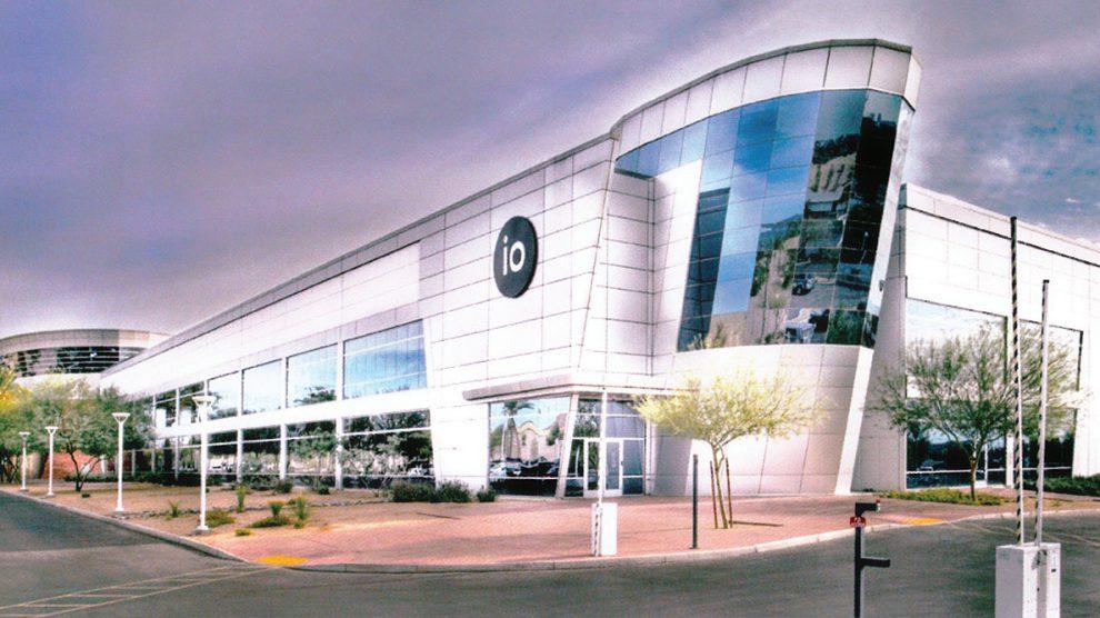 مرکز داده اشتراک مکانی IO در ایالت آریزونا در شهر فینیکس