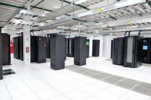سالن سرور مرکز داده دانشگاه سیراکیوز