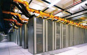 مشتریان مرکز داده Terremark از رکهای ۳ متری استفاده میکنند.