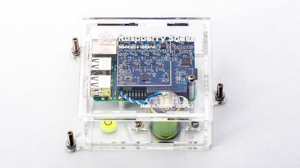 Raspberry Pi ها به دانشمندان کمک کردند لرزههایی را ردیابی کنند که منشأ انسانی دارند.