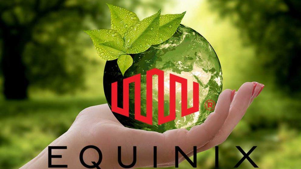مراکز دادهٔ اکوئینیکس تا سال ۲۰۳۰: پنجاه درصد کاهش انتشار کربن و استفادهٔ بیشتر از انرژی تجدیدپذیر