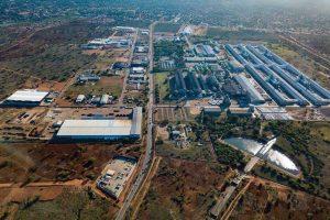 مرکز داده شرکت راکسیو در پارک صنعتی Beluluane