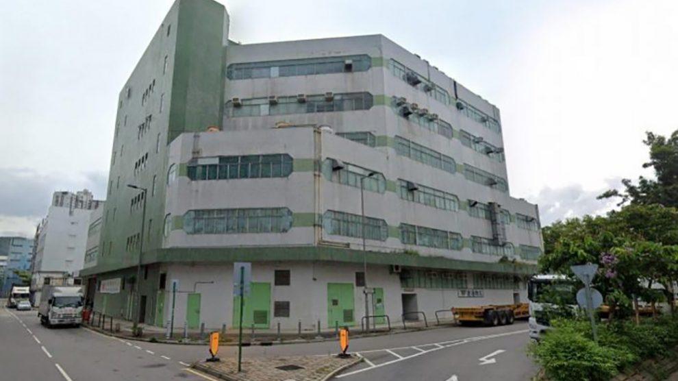 پروژهٔ تبدیل انبار ششطبقه به مرکز داده در شهر فانلینگ هنگکنگ