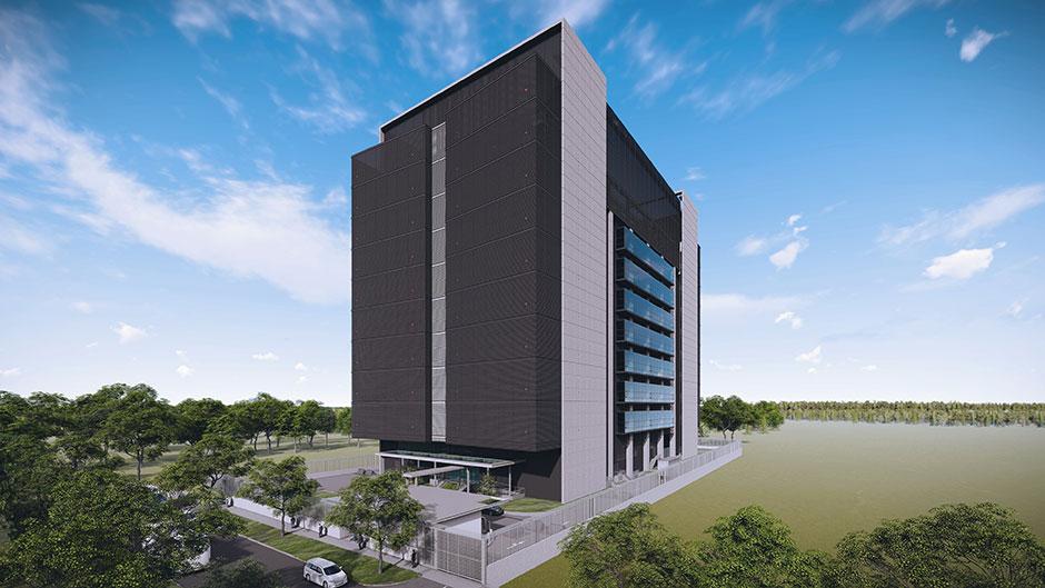 افتتاح پنجمین مرکزدادهٔ اکوئینیکس؛ بلندترین مرکز داده در سنگاپور