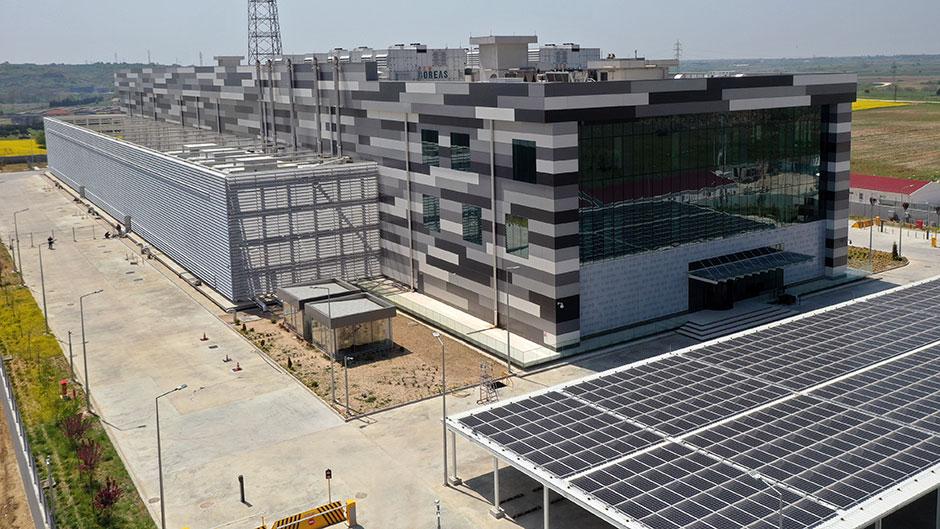 افتتاح مرکز داده کلاس سهٔ شرکت ترکسل (Turkcell) در شمال دریای مرمره
