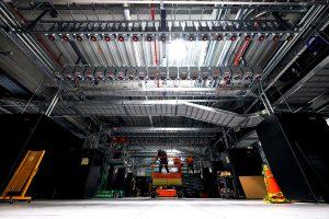 بهروزکردن مرکز داده برای اولین ابررایانه اگزامقیاس (Exascale) جهان