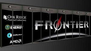 مرکز داده برای ابررایانه Frontier اولین سیستم اگزامقیاس (Exascale) و قدرتمندترین ابررایانهٔ جهان