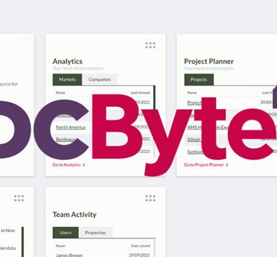 پلتفرم مدیریت پروژه مرکز داده شرکت تحلیل داده DC Byte